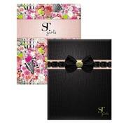 Supertrash A5 schriften roze