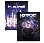 Hardwell A5 schriften lijn