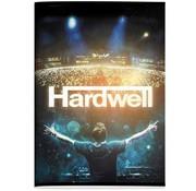 Hardwell A4 lijntjes schrift (back)