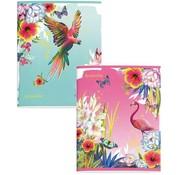 Accessorize Sweet A5 schriften vogels