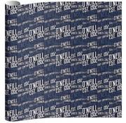 O'Neill 0,7x2m Kaftpapier antraciet