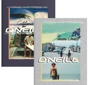O'Neill A5 schriften gelinieerd grijs