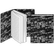 O'Neill A4 Rekbaar kaft - zwart