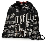 O'Neill Boy's zwemtas / gymtas - zwart text