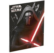 Star Wars A5 schriften Dart Vader