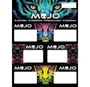 Mojo Girls etiketten