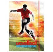 Voetbal international Elastomap A4