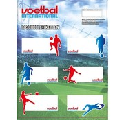 Voetbal international Etiketten