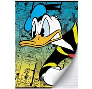 Donald Duck A4 lijntjes schrift