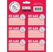 Ajax Amsterdam Etiketten - AFC