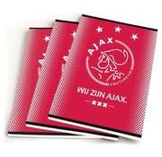 Ajax A5 schriften lijn - wij zijn
