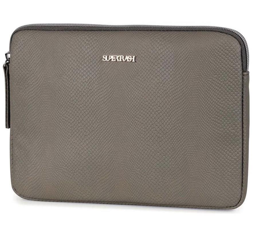 Tablet sleeve green