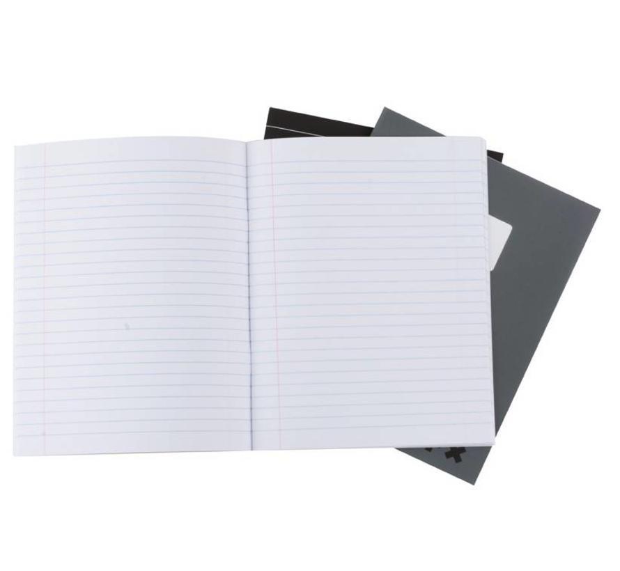 A5 lijntjes schriften