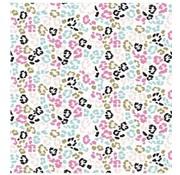 Little Diva 0,7x2m Kaftpapier - kleur