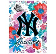 New York Yankees MLB flowers A4 ruitjes schrift