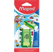 Maped Stick Art gum groen
