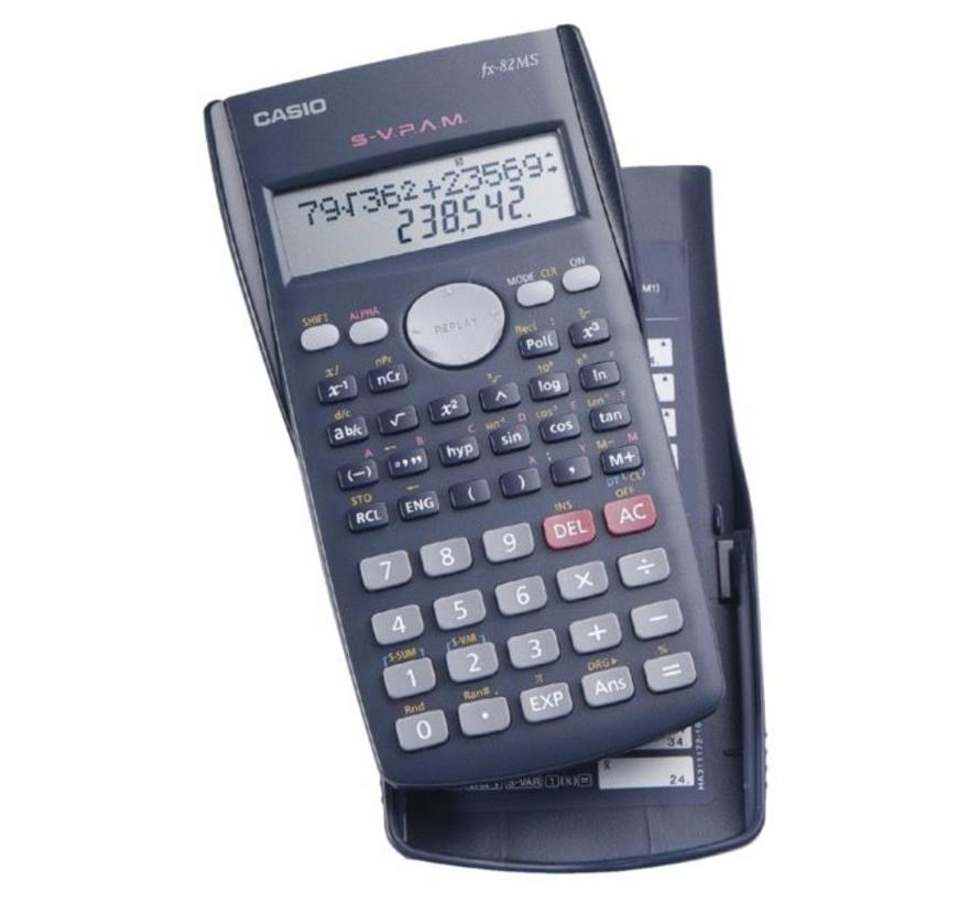 FX-82 MS calculator