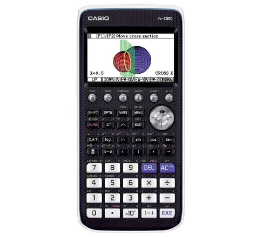 FX-CG50 D Grafische rekenmachine