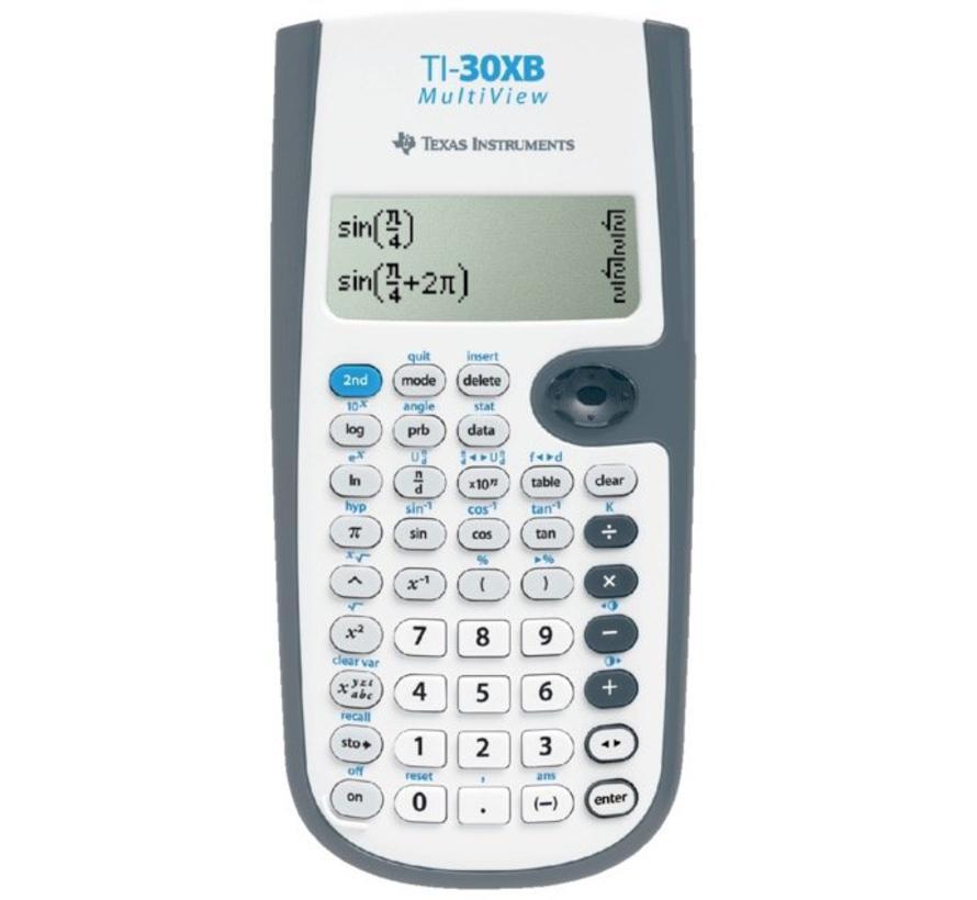 TI-30XB calculator