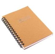 OEM A5 notitieboek - kraft bruin