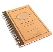 Kraft A5 notitieboek - kraft bruin