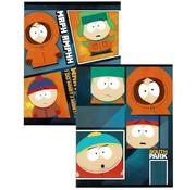 South Park A5 schriften lijn