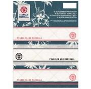 Franklin & Marshall Girls etiketten - groen/blauw