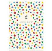 FAB A4 lijntjes schrift - sterren