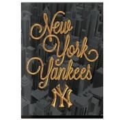 New York Yankees Carat A4 lijntjes schrift