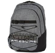 Awesome Boy's laptop rugzak groot - grijs