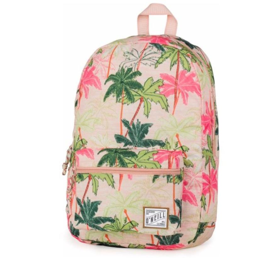 Girls rugtas roze palm - compact