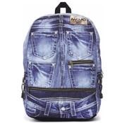 Mojo Backpack rugzak jeans