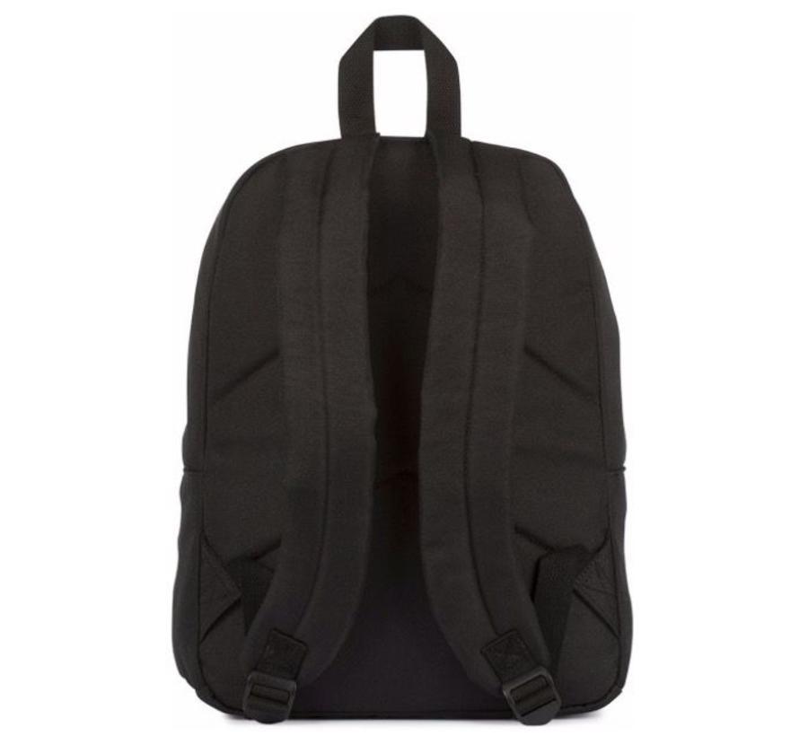 Rugzak zwart - compact laptop