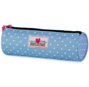Awesome Mermaid dots etui - rond