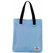 Awesome Mermaid dots shopper