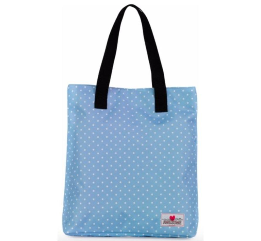 Mermaid dots shopper