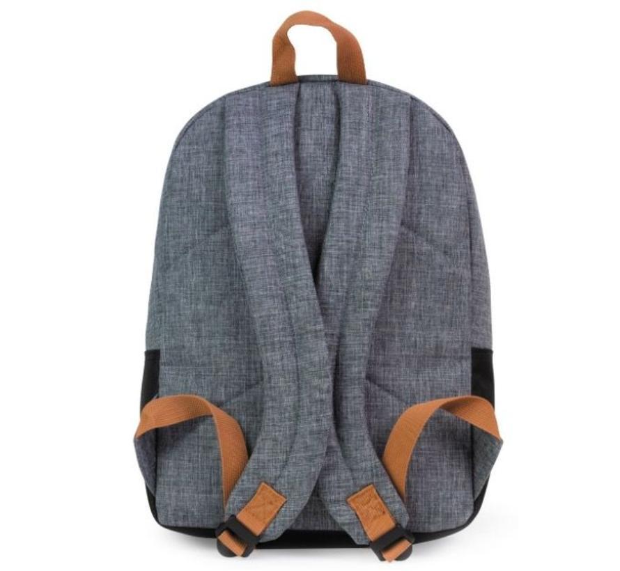 Boy's grey rugzak - compact