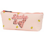 Awesome Girls make-up bag / etui- pink
