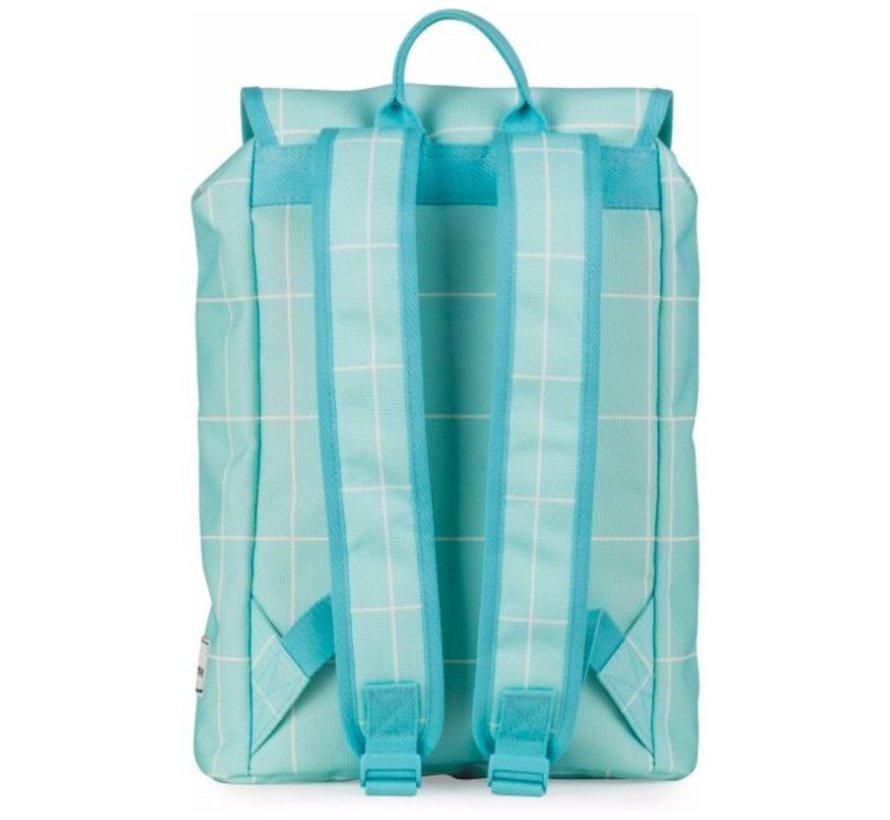 Girls rugzak blue - compact