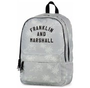 Franklin & Marshall Girls laptop rugzak middel - grey