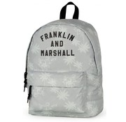 Franklin & Marshall Girls rugzak compact - grey