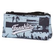Franklin & Marshall Girls dubbel etui - blue