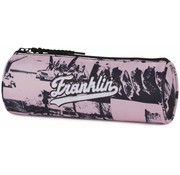 Franklin & Marshall Girls rond etui - pink