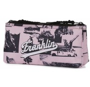 Franklin & Marshall Girls dubbel etui - pink