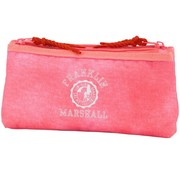 Franklin & Marshall Girls dubbel etui - roze
