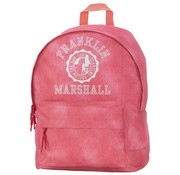 Franklin & Marshall Girls rugzak compact - roze