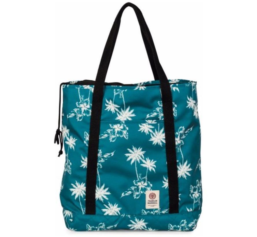 Shopper - groen/blauw