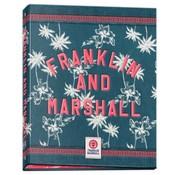 Franklin & Marshall Girls ringband 2r - groenblauw