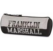 Franklin & Marshall Boy's rond etui - grey/black