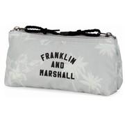Franklin & Marshall Girls dubbel etui - grey